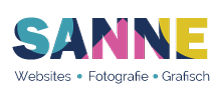 Sanne Veenstra Fotografie & Webdesign Logo